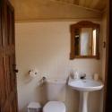 Baño Casa Rural Rosa La Fresneda (Matarraña)