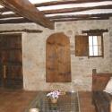 Entrada Casa Rural Rosa La Fresneda (Matarraña)
