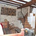 Entrada Casa Rural Rosa. Matarranya