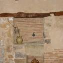 Fuente interior Casa Rural Rosa La Fresneda (Matarraña)