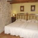 Habitación Doble. Casa Rural Rosa La Fresneda (Matarraña)