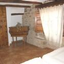 Habitación doble Casa Rural Rosa La Fresneda (Matarraña)